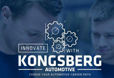 Innovate with Kongsberg Automotive
